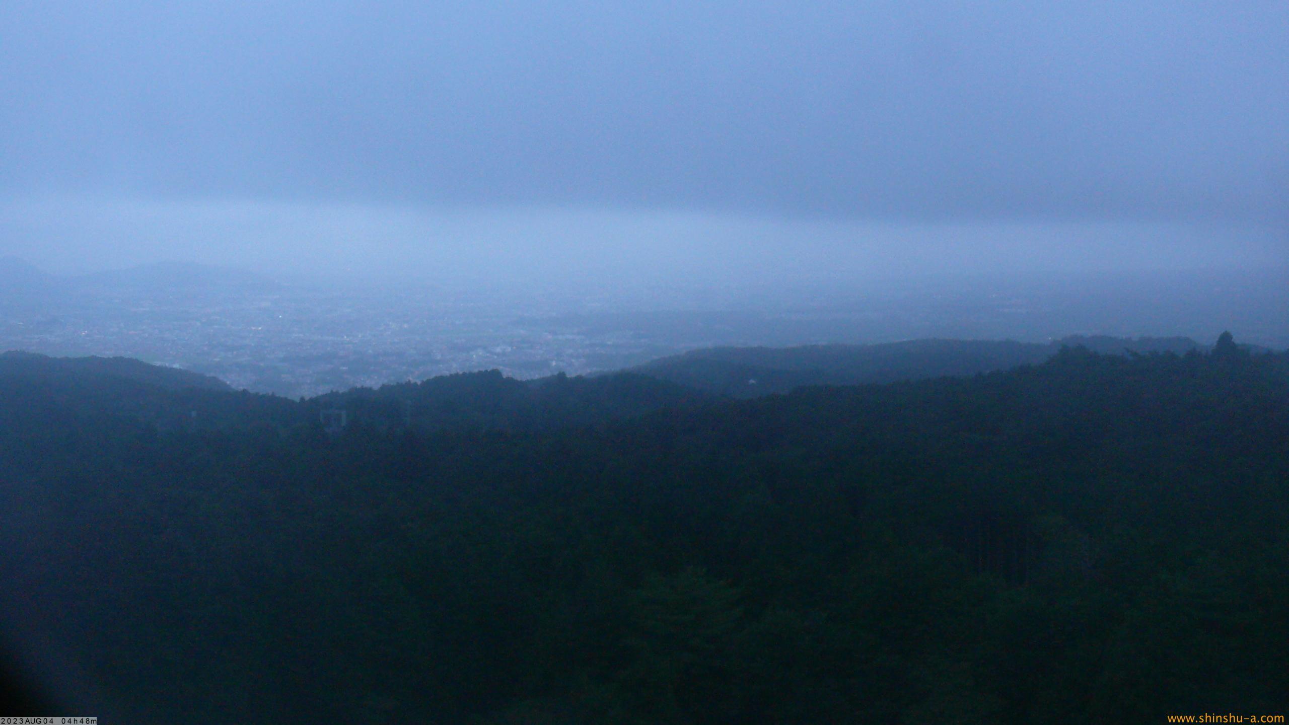 パノラミック富士山 ライブ画像